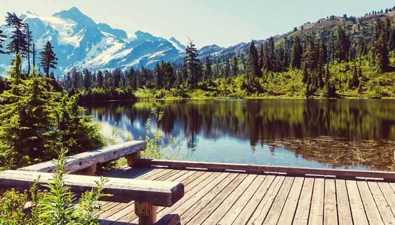 Lake Washington Shore Trail