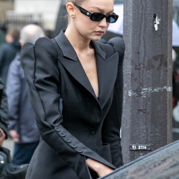 Peter Lindbergh's Funerals At Eglise Saint Sulpice In Paris