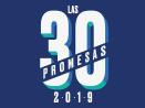 Las 30 promesas 2019 / widget Home Expansión