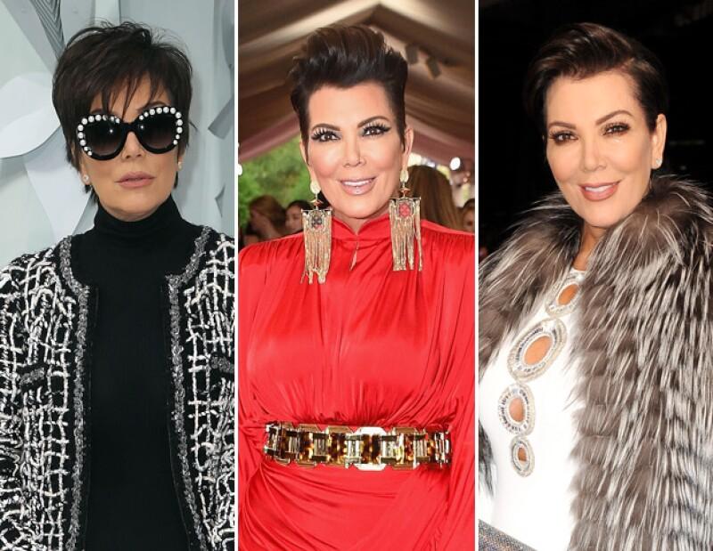 Celebramos el día de las madres con las mejores lecciones que nos ha dejado Kris Jenner la matriarca y momager del clan Kardashian / Jenner