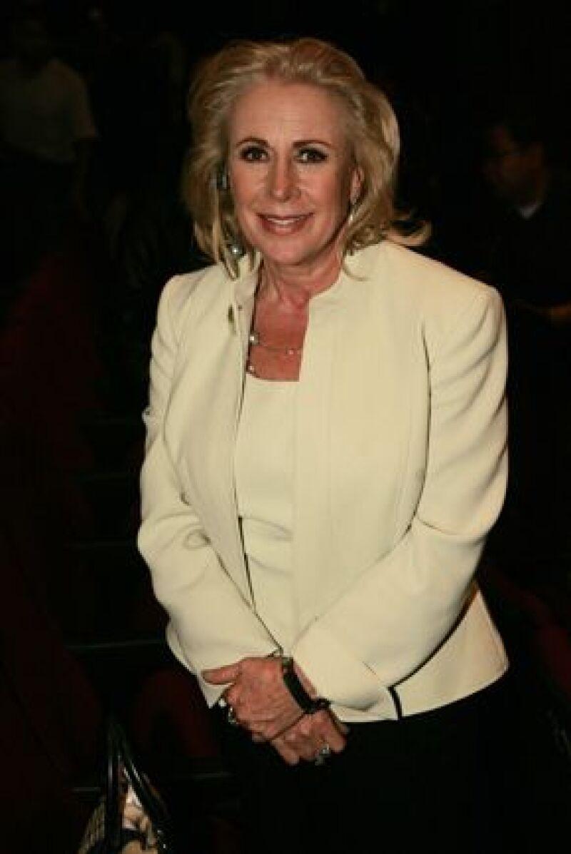 La actriz está preocupada por sus inversiones en una empresa mexicana del fondo de mutuales que fue acusada de fraude financiero.