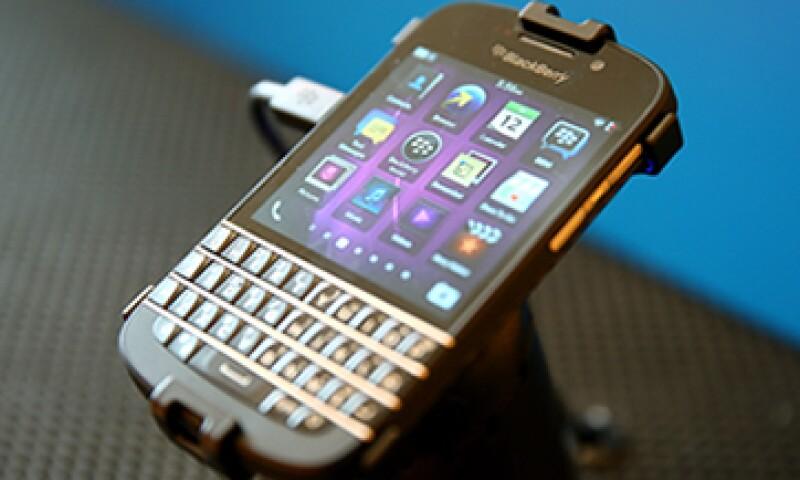 BlackBerry todavía puede posicionarse en la carrera de tecnología móvil. (Foto: Getty Images)