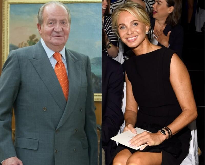 De acuerdo con un medo italiano, una vez que el padre de Felipe VI se separe de Sofía de España contraerá nupcias con una aristócrta alemana.