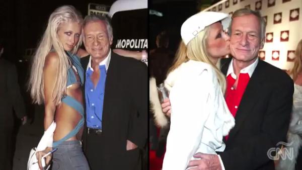 Las 'conejitas' más famosas le dicen adiós a Hugh Hefner, fundador de Playboy