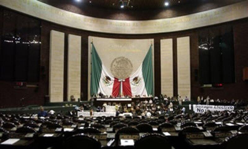 El PRI en San Lázaro dijo que no se dará lugar a oportunismos electorales. (Foto: AP)