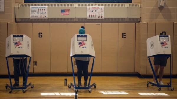 Elecciones interrumpidas