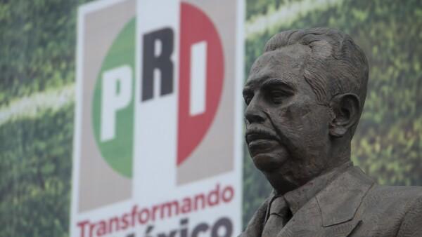 El presidente mexicano fue uno de los que sentó las bases para transformar al PNR en lo que hoy es el Revolucionario Institucional.