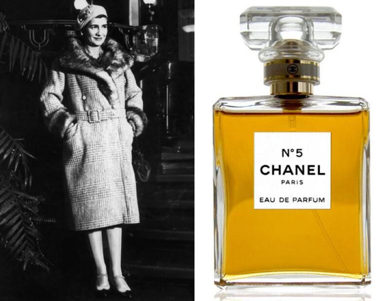 Gabrielle ´Coco´Chanel, instituyó uno de los perfumes más vendidos y conocidos en el mundo.