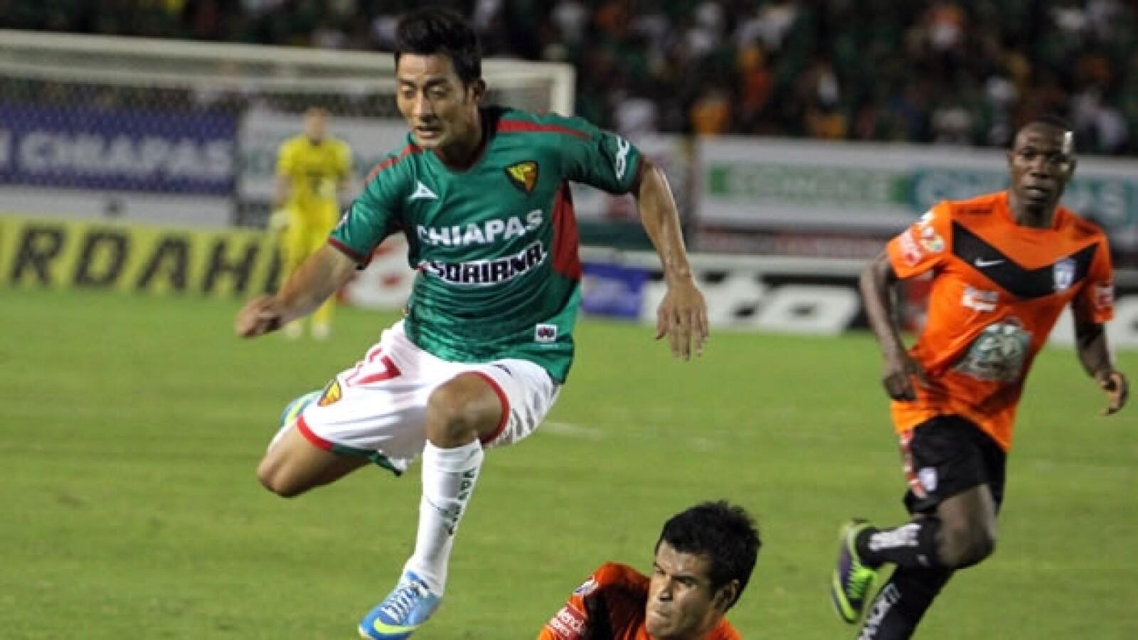 Pachuca vs Jaguares2