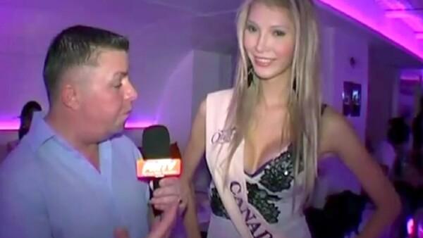 Al parecer la decisión de la Organización de Miss Universo podría permitir que una mujer transgénero participe en el certamen.