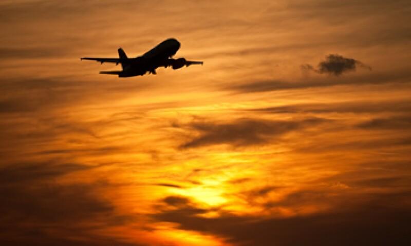 Las ganancias en todo 2013 de Aeroméxico cayeron 18% anual. (Foto: Getty Images)