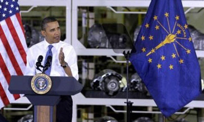 El presidente de EU, Barack Obama, espera que el G8 discuta cómo manejar una aproximación responsable a la consolidación fiscal. (Foto: Reuters)