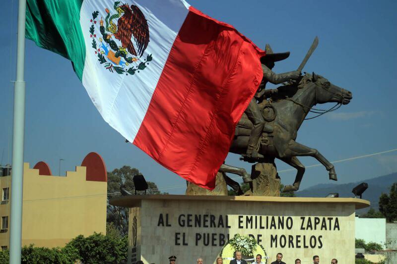 Corredor Zapata Morelos