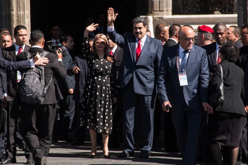 Nicolas Maduro AMLO