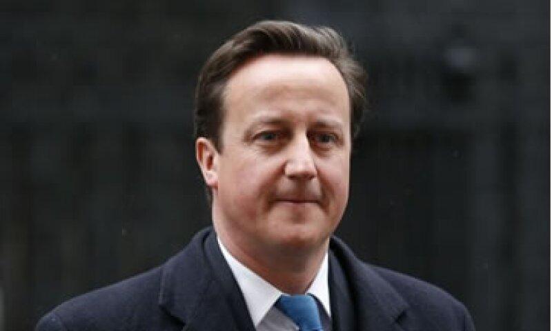 La crisis europea amenaza a la economía británica y a las posibilidades de reelección de David Cameron. (Foto: AP)