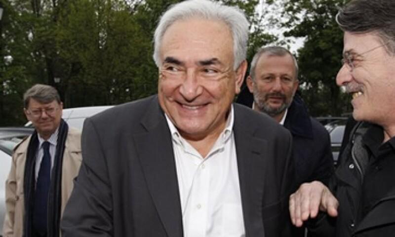 Strauss-Kahn admitió haber participado en las fiestas sexuales organizadas por un grupo de empresarios de la ciudad francesa de Lille. (Foto: AP)