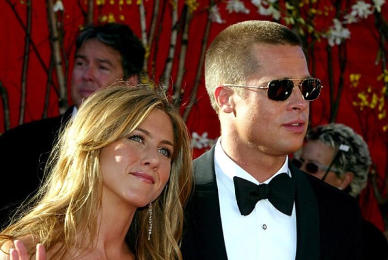 Esta imagen fue tomada en 2004, mismo año en que anunciaron su separación.
