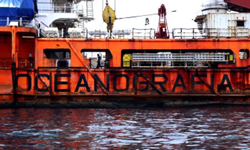 Caballo Maya es una de las embarcaciones que se consideran en el plan de reactivacion de la naviera. (Foto: Cuartoscuro )