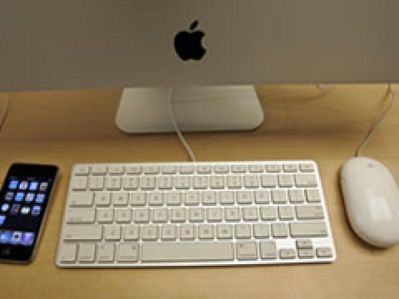 Las Mac vienen más rápidas y más económicas. (Foto: AP)
