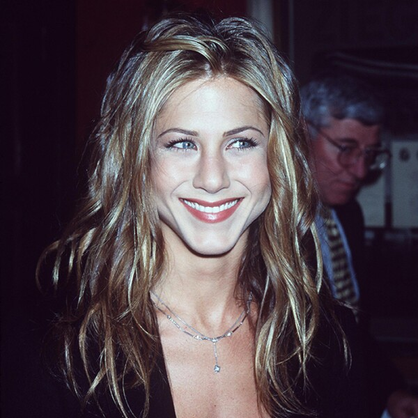 Jennifer Aniston At The Premiere Of Meet Joe Black, Starring Brad Pitt