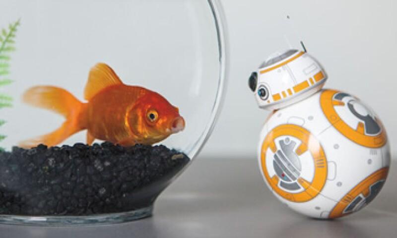BB-8 comenzará a venderse este viernes en el #ForceFriday (Foto: Cortesía/Sphero )