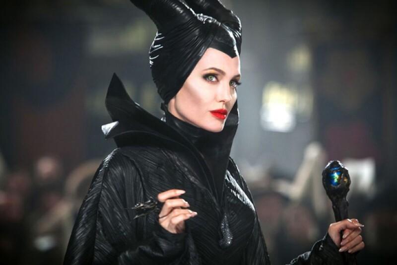 Maléfica fue un papel realmente anhelado por la actriz.
