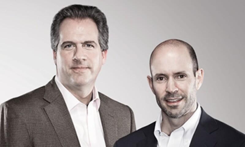 Carlos Labarthe y Carlos Danel (Foto: Fernando Montiel Klint)