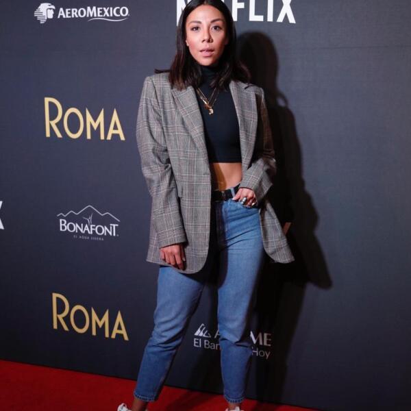 Michelle González, actriz.