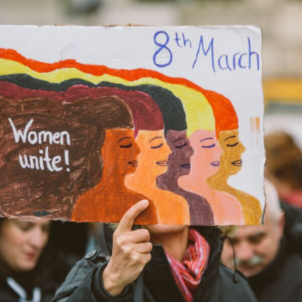 International Women's Day In Cologne