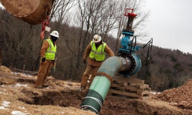 Expertos calculan que sólo entre 10% y 30% del gas disponible en GB puede extraerse. (Foto: Cortesía de CNNMoney)