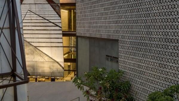 El internado de Fantuzzi + Rodillo Arquitectos