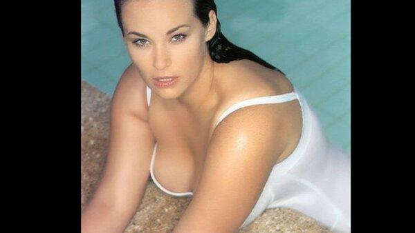 La modelo estadounidense, Barbara Brickner, ha posado para Eddie Bauer, Lands End, Nordstrom y Elena Miró.