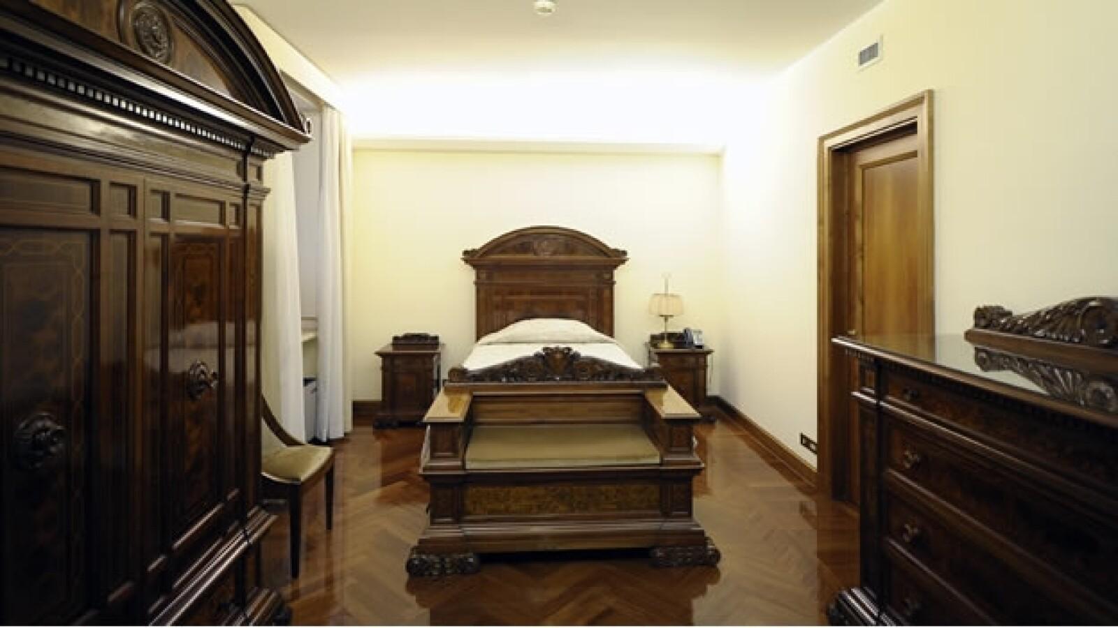 Instalaciones de casa Santa Marta