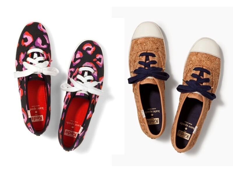 Keds by Kate Spade, New York.