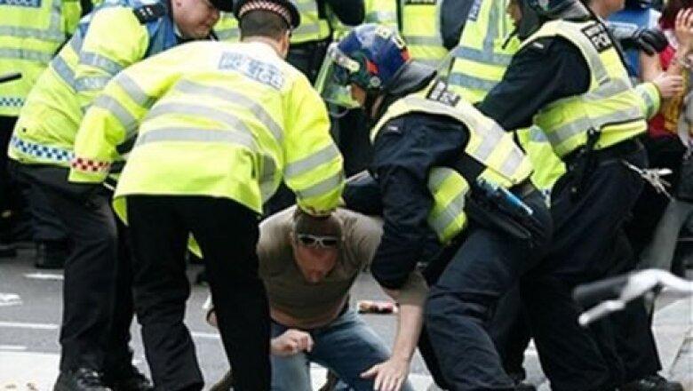 Muchos opositores se ha manifestado en contra de los próximos sucesos del G20.