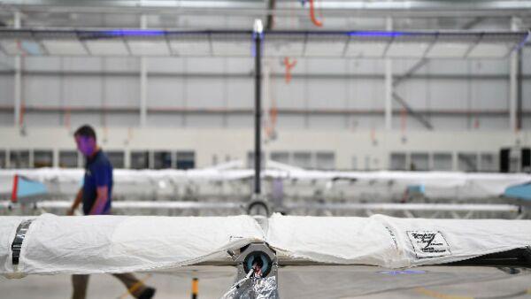 Zephyr de Airbus 2
