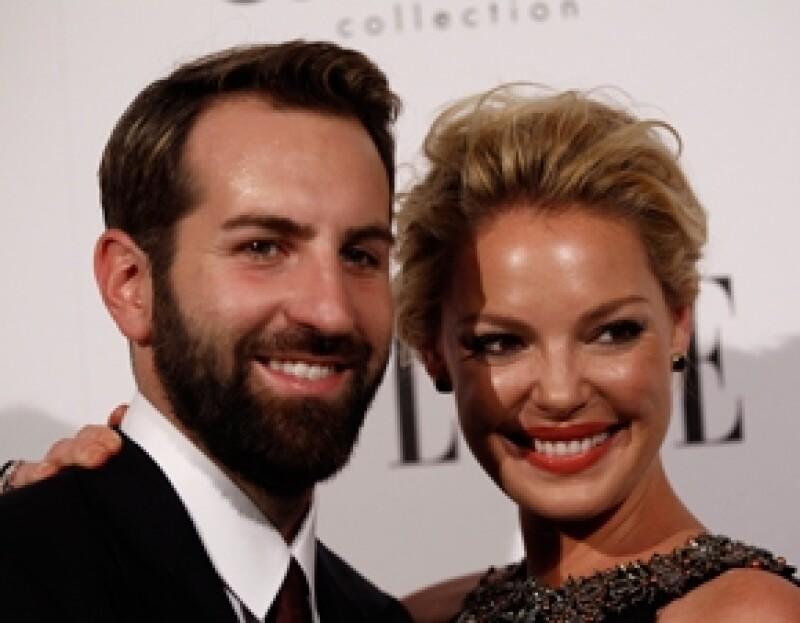 La actriz y su esposo Josh Kelley anunciaron hace unas semanas que adoptaron una vez más, y ahora dieron a conocer el nombre del nuevo integrante de la familia.