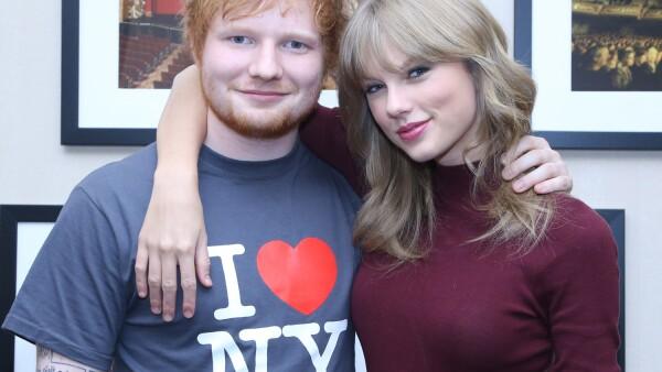 Ed y Taylor