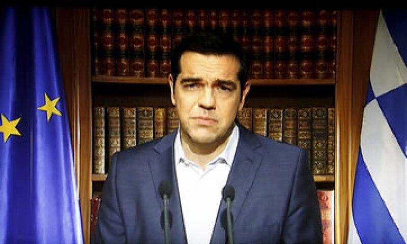 El primer ministro dijo que Grecia estaba siendo chantajeada. (Foto: Reuters )