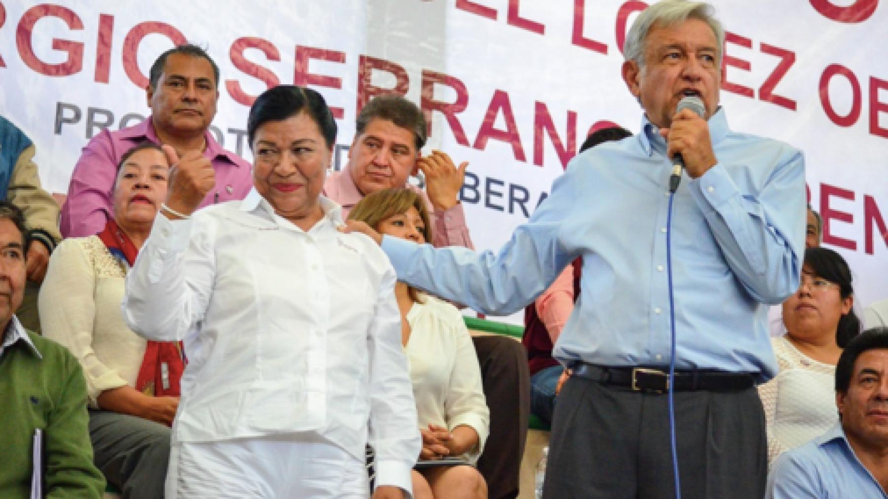 MORENA Martha Palafox Gutiérrez