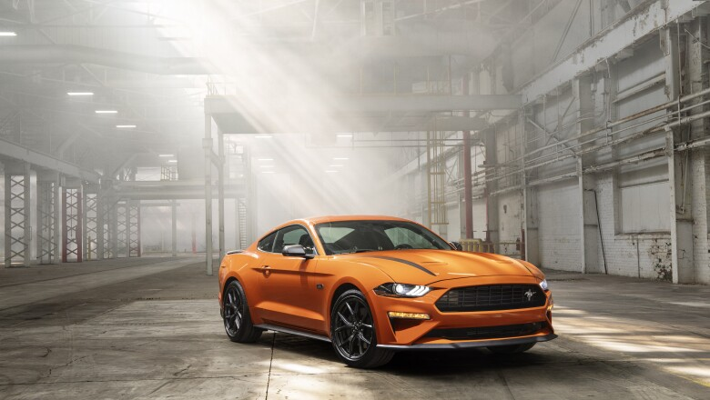 2020 Mustang High Performance Ecoboost