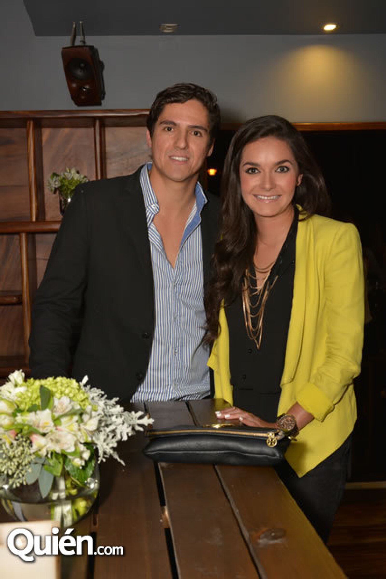 Juan Carlos Colofón,Fernanda Gómez