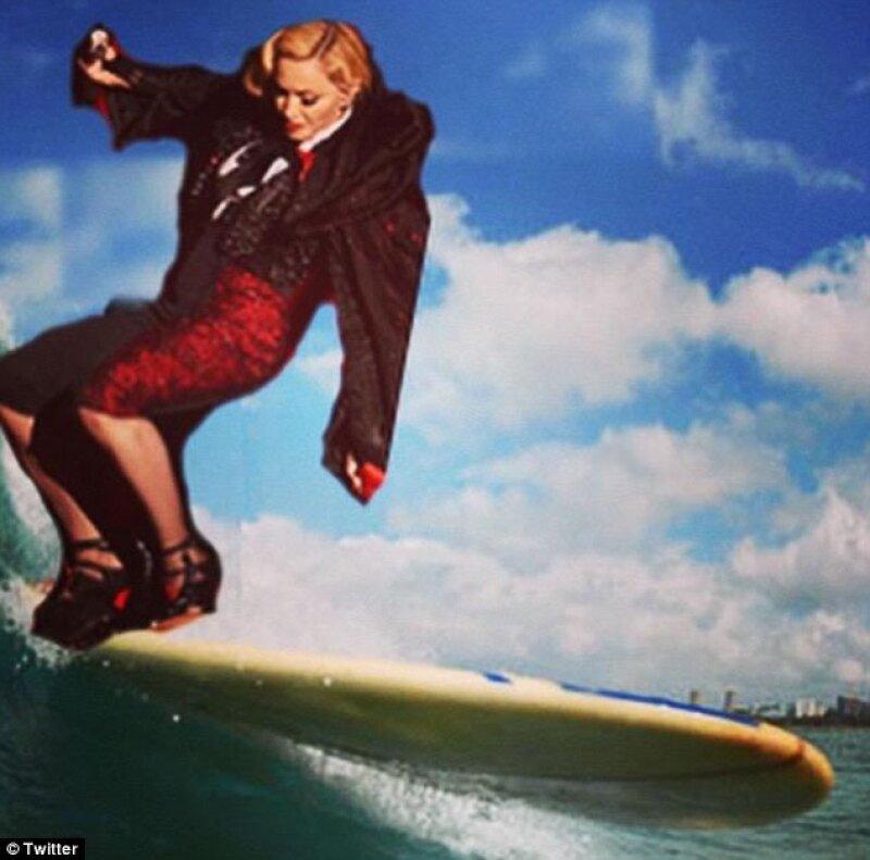 Madonna Brit Awards
