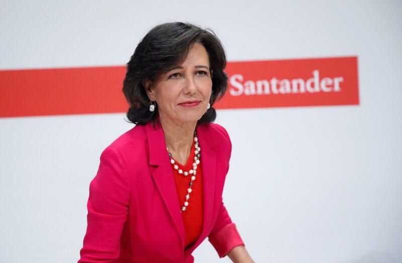 Ana Botin Santander