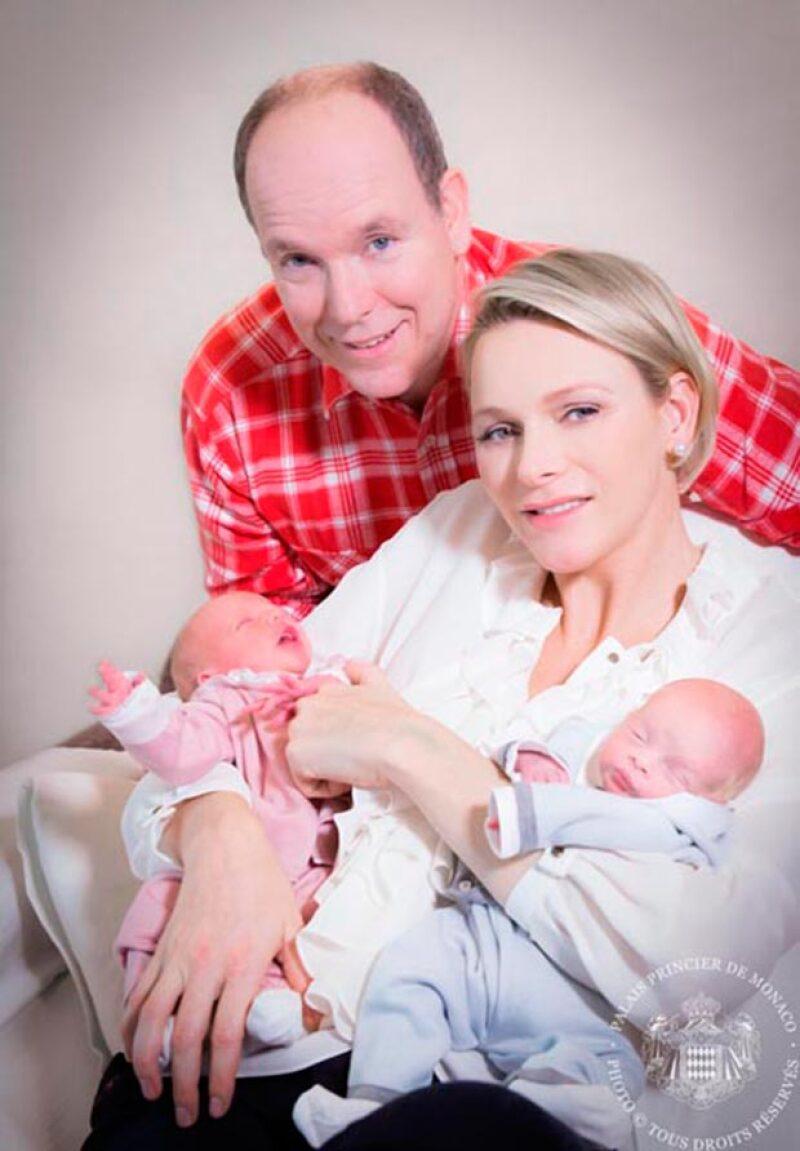 Los pequeños nacieron el pasado 10 de diciembre.