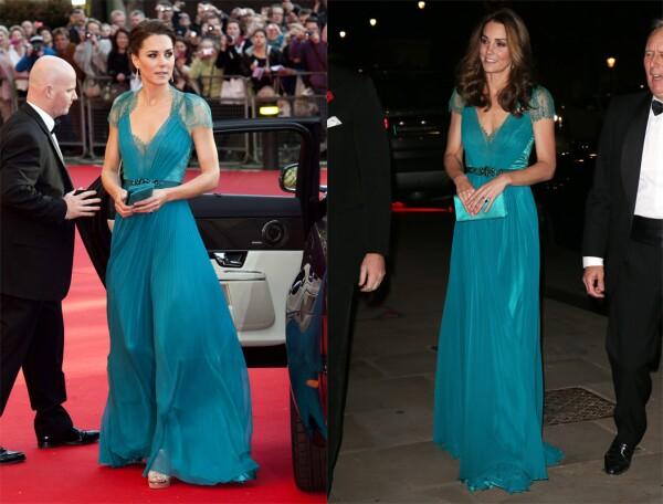 Kate Middleton antes y después