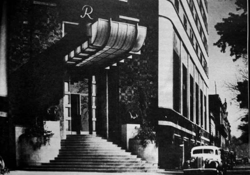 Hotel Reforma 1