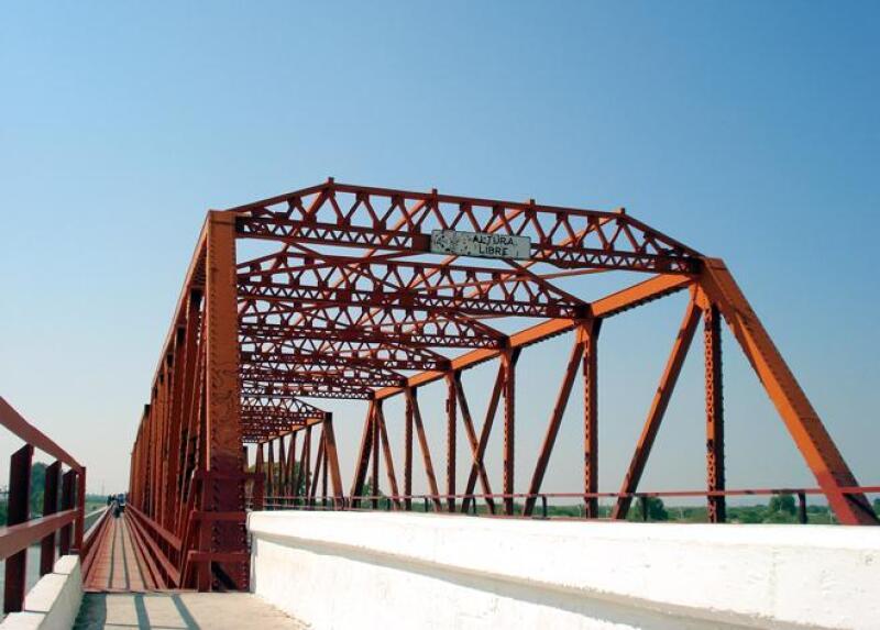 Puente R�o Nazas