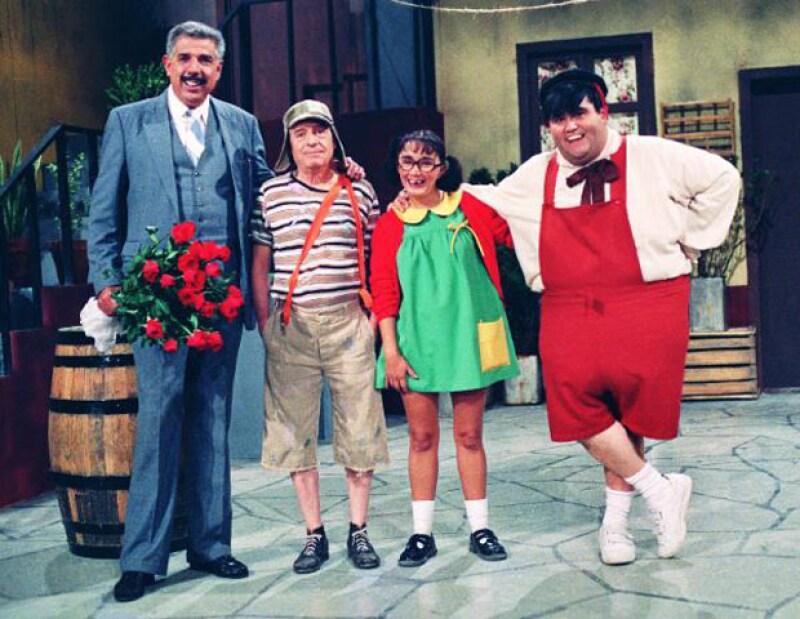 El programa creado por Roberto Gómez Bolaños tuvo su primera transmisión un día como hoy pero de 1971.