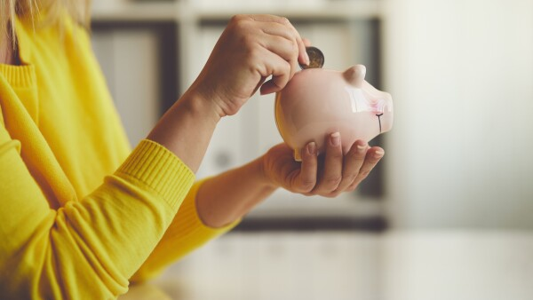 Ahorros - dinero